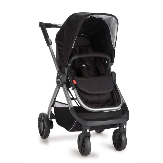 Kočík DIONO Quantum - Black - 4 mama   baby - NAJLACNEJŠIE KOČÍKY ... 854ec93993e