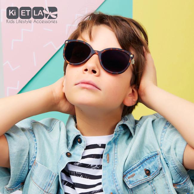 KIETLA CraZyg-Zag slnečné okuliare 9-12 r. - mačacie hnedé - 4 mama ... 73f5c081a9f