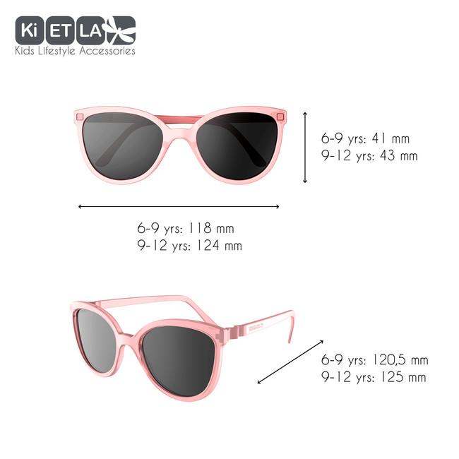 f3d5ad02d KIETLA CraZyg-Zag slnečné okuliare 6-9 r. - mačacie ružové - 4 mama ...