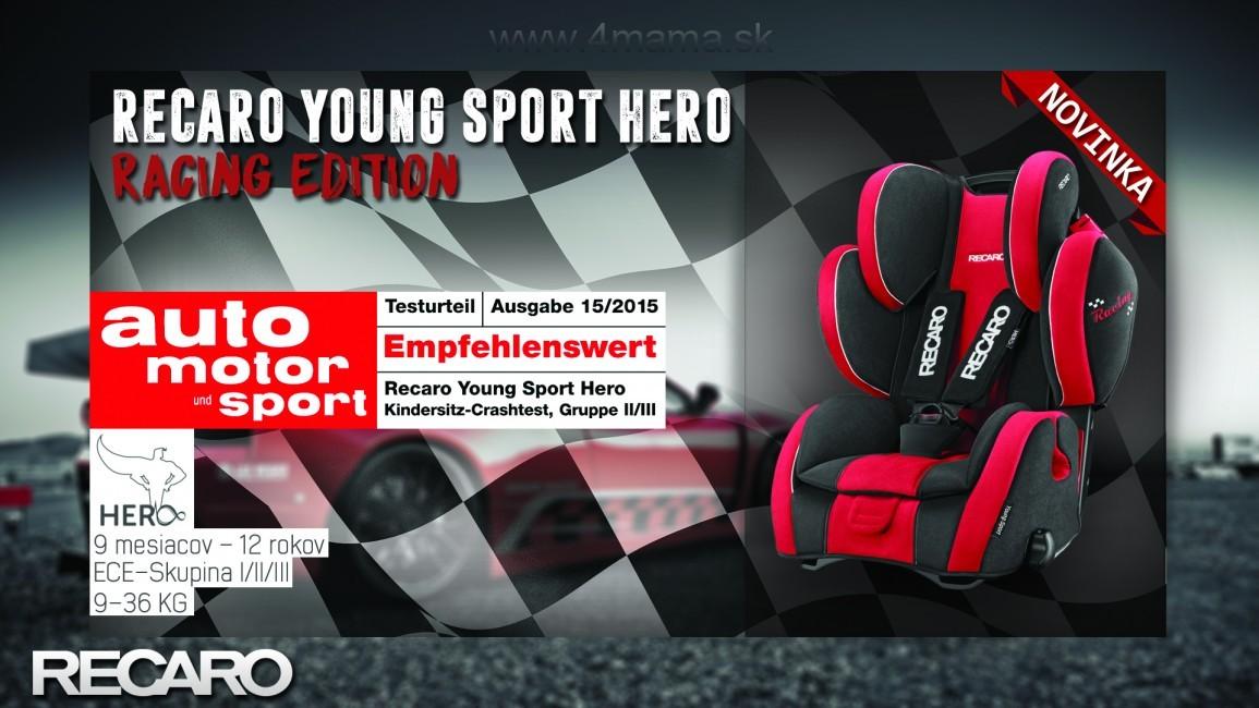 recaro young sport hero manual