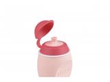 BEABA Fľaštička BabySqueez 2v1, Pink