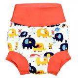 Detské plavky SPLASH ABOUT Happy Nappy - Sloníky