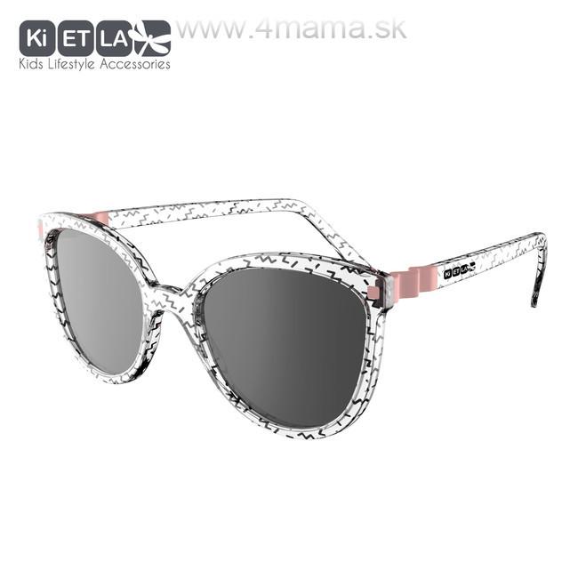 75deb50db KIETLA CraZyg-Zag slnečné okuliare 6-9 r. - mačacie zygzag - 4 mama ...