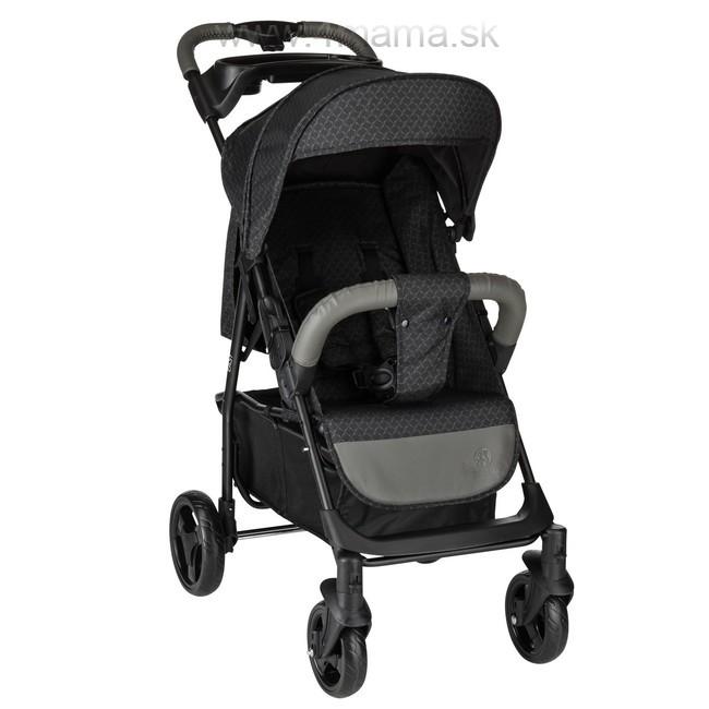 Kočík športový Easy Black Line Petite Mars - 4 mama   baby ... b1bc8a24200
