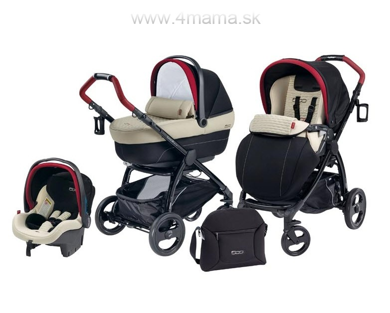 Peg Perego Book Plus Fiat 500 Modular Set Cena Akcia