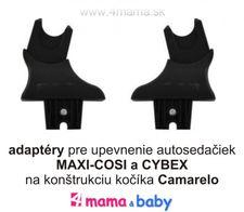 Adaptéry Maxi-Cosi pre kočík Camarelo
