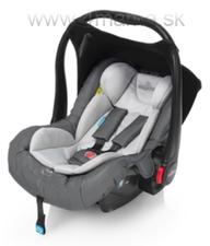 Autosedačka Baby Design LEO 0-13 kg (tzv. vajíčko)