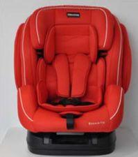 Autosedačka Encore Fix 9-36kg Red