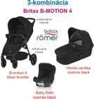 Britax B-Motion 4 3-kombinácia - MEGA VÝPREDAJ !