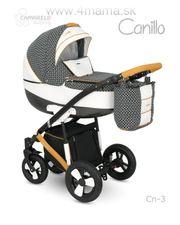Camarelo CANILLO 2018 + komplet výbava ZDARMA !