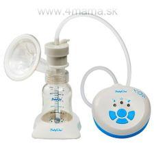 Elektrická odsávačka mlieka BABY ONO 052 SENZIDUO