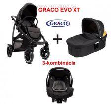 GRACO EVO XT 3-kombinácia - AKCIA !!!