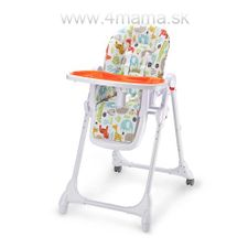 Jedálenská stolička Petite&Mars ZOLA + poštovné zdarma !
