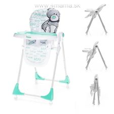 Jedálenská stolička ZOPA MONTI + poštovné ZDARMA