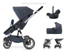 Mobility Set Camino Air.Safe+Scout Deep Water Blue Concord 2017