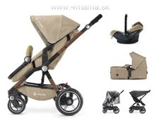 Mobility Set Camino Air.Safe+Scout Powder Beige Concord 2017