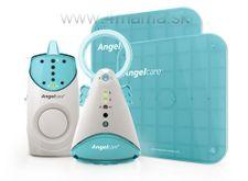 Monitor dychu a zvuku 2v1 Angelcare AC 601