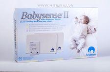 Monitor dychu Highsense BABYSENSE II - AKCIA