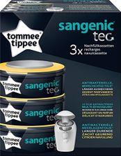 Náhradné kazety TOMMEE TIPPEE Sangenic Tec 3 ks