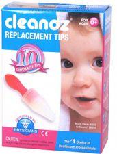 Náhradné nadstavce na odsávačku CLEANOZ