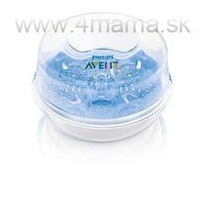 Parný sterilizátor do mikrovlnky Avent