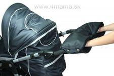 Rukávnik EMITEX fleece na hlboký kočík