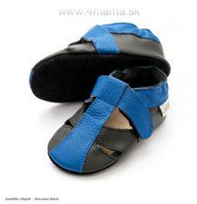 Sandále Liliputi ATACAMA BLACK