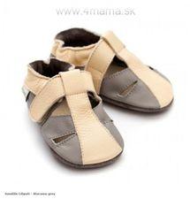 Sandále Liliputi ATACAMA GREY
