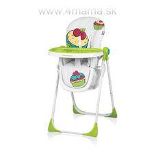 Stolička Baby Design COOKIE + poštovné ZDARMA !