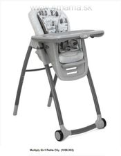 stolička na kŕmenie JOIE MULTIPLY 6v1 - AKCIA !