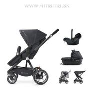 Travel Set Camino Air.Safe+Sleeper 2.0 Cosmic Black Concord