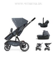 Travel Set Camino Air.Safe+Sleeper 2.0 Steel Grey Concord
