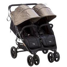 Valco Baby SNAP 4 DUO -15% ZĽAVA +nánožníky+pláštenka zdarma - AKCIA