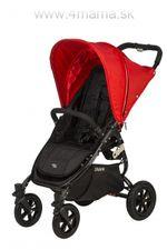 """Valco Baby SNAP 4 """"SPORT"""" -10% zľava - nafukovacie kolesá + pláštenka ZDARMA !"""