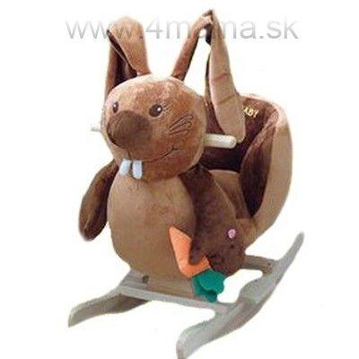 BABYGO Hojdacie zvieratko - Zajačik