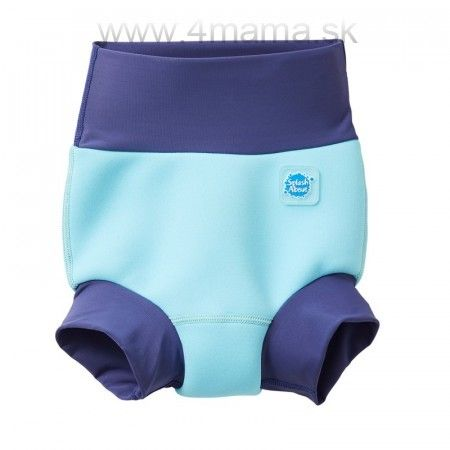 Detské plavky SPLASH ABOUT Happy Nappy - Modré