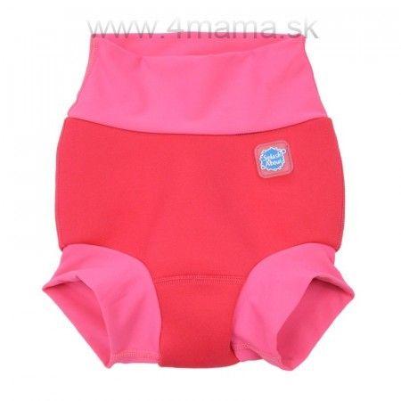 Detské plavky SPLASH ABOUT Happy Nappy - Ružové