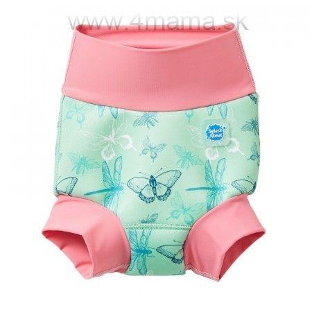 Detské plavky SPLASH ABOUT Happy Nappy - Vážka