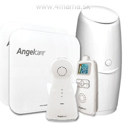 Monitor dychu a zvuku Angelcare AC 403 2v1 + kôš CAPTIVA ZDARMA !