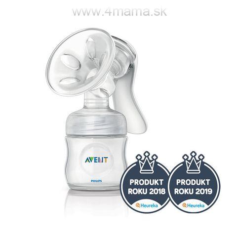 Odsávačka mlieka Avent Natural - AKCIA !