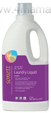 Tekutý prostriedok na pranie Sonett Levanduľa 2L