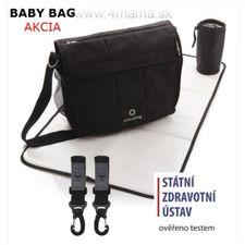 Univerzálna taška na kočík BABY BAG s prebaľovacou podložkou