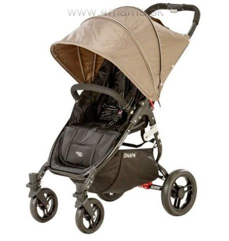 Valco Baby SNAP 4 BROWN -15% ZĽAVA + pláštenka ZDARMA !