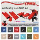 Multifunkčný zimný fusak TAKO 4v1